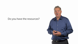 Do We Have the Resources?