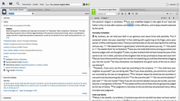Using the Topic Guide to Find Dictionary Entries