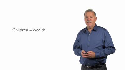 Children as Wealth