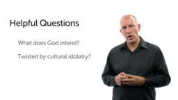 Missional Engagement with Culture