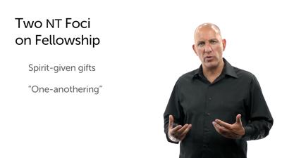 Fellowship: Gifts