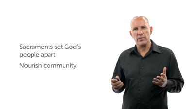 Sacraments: Nourishing a Missional Congregation