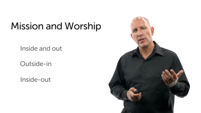 Worship in a Missional Church: Thick and Comprehensible