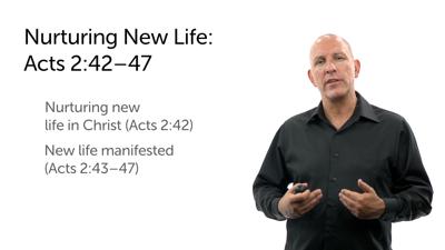 Nurturing New Life