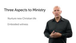 Nurturing Ministries in a Missional Church