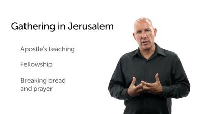 Jerusalem Community