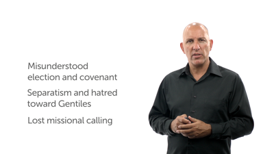Intertestamental Period: Missional Vision Lost