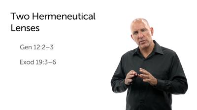 Two Hermeneutical Lenses