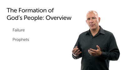 An Overview of the Formation of God's People
