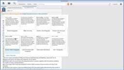 How to View the Bible Text without Editorial Additions