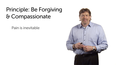 Be Forgiving and Compassionate; Be Persistent