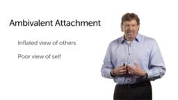 Ambivalent Attachment