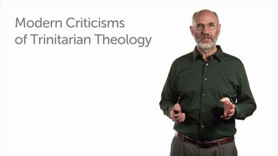Modern Trinitarian Theology