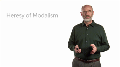 Early Trinitarian Theology and Modalism