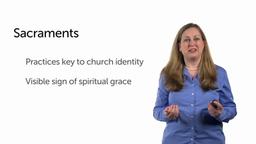 The Church and Sacrament