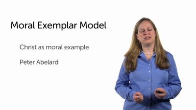 Models of Atonement: Moral Exemplar