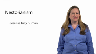 Christological Heresies: Nestorianism