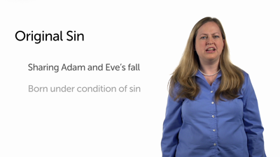 Original Sin and Related Heresies