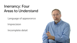 Four Important Areas to Understand