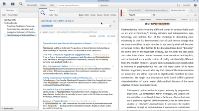 Researching Nonbiblical Topics in Logos