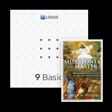 Milestones of the Master