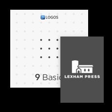 Logos 9 basic + 1 bonus book