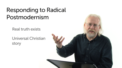 Responding to Radical Postmodernism