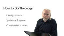 How to Do Theology