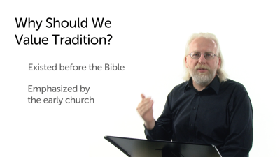 Why Should We Value Tradition?
