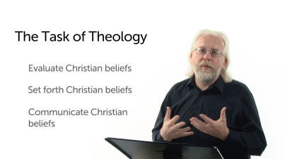 The Tasks and Limitations of Theology