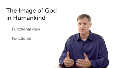 The Image of God in Humankind