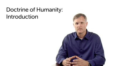 Introducing the Doctrine of Humanity