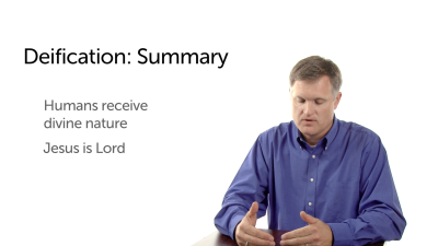 Summarizing the Doctrine of Deification