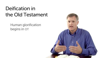 The Old Testament Backdrop to the Concept of Deification
