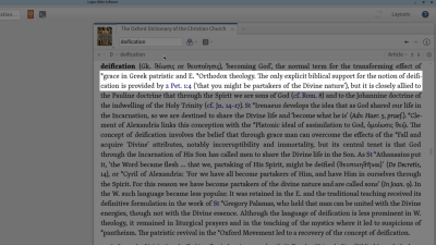 """Searching for the Church Fathers' Positions on """"Deification"""""""