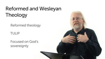 Reformed Theology Versus Wesleyan Arminianism