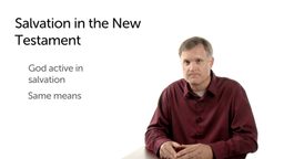Salvation in the New Testament
