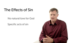 The Effects of Sin