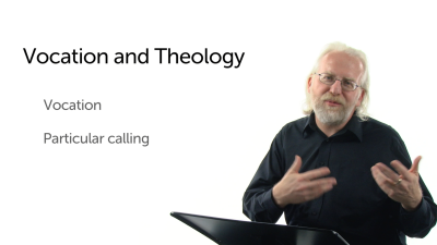 Vocation and Theology