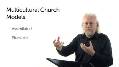 Multi-Cultural Church Models