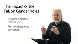 The Impact of the Fall on Gender Roles