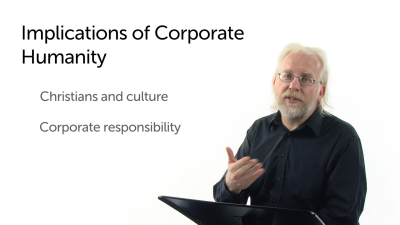 Implications of Corporate Humanity