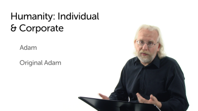 The Biblical Idea of Corporate Humanity