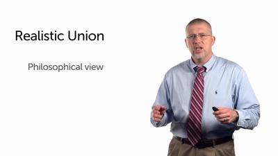 Realistic Union Defined