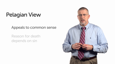 The Pelagian View Defined
