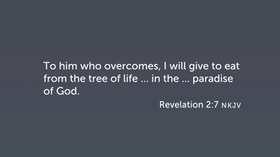 The Tree of Life in Revelation 2:7