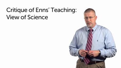 Enns' Misplaced Faith in Science