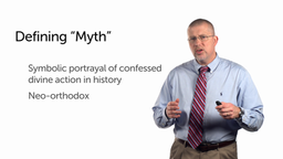 Myth as a Symbol of Divine Action in History