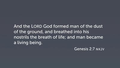 Adam's Preeminence in Genesis 2:7