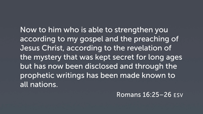 The Mystery: Later-Acts and Progressive Dispensationalism